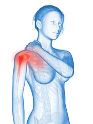 Verspannung brust