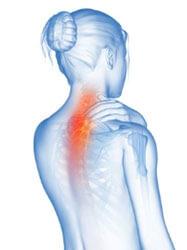 Schmerzen nach der Schulter OP